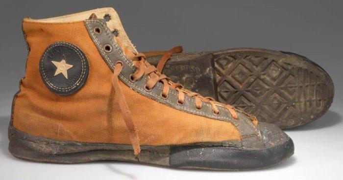 première sneakers