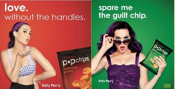 Pub PopChips katy perry
