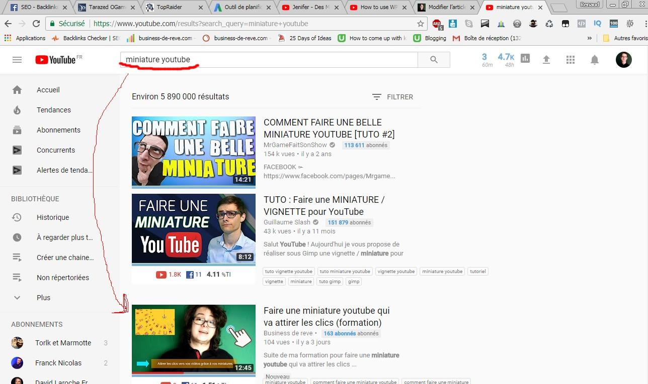 comment avoir des vues sur youtube