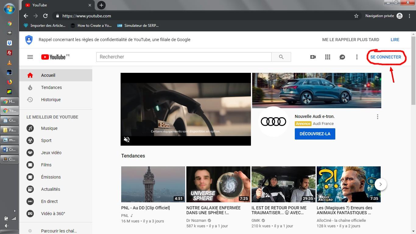 Une À Pour Pro Étapes 22 Chaine Créer Succés Youtube xCoBWred
