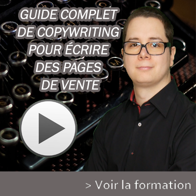 formation copywriting
