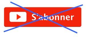 ajouter un bouton s'abonner youtube