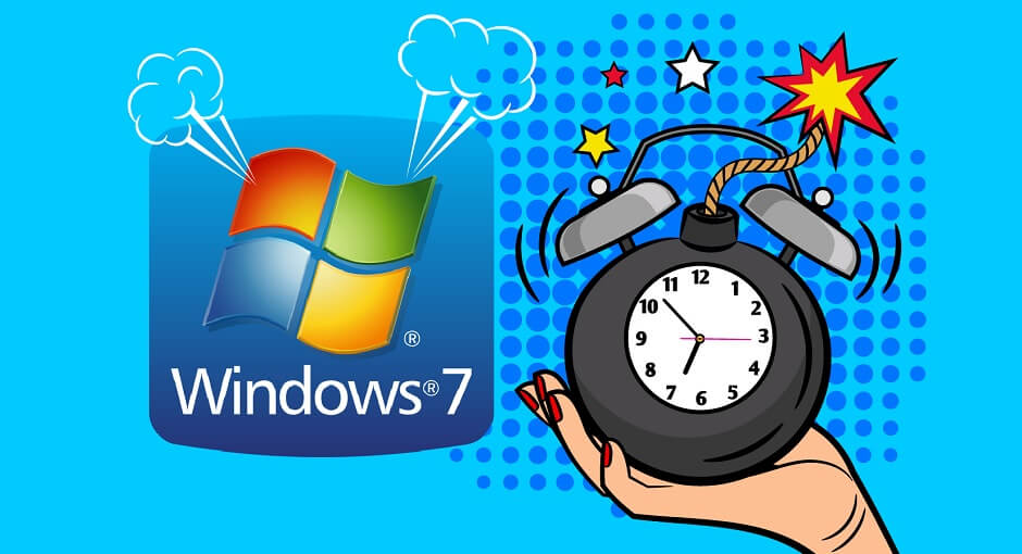 fin de windows 7
