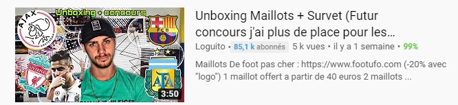 concours youtube