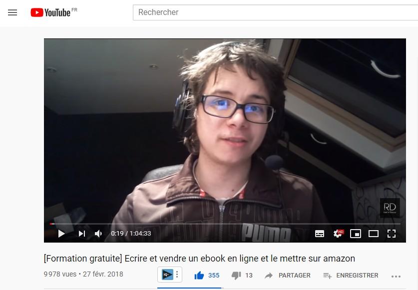 réussir sur youtube