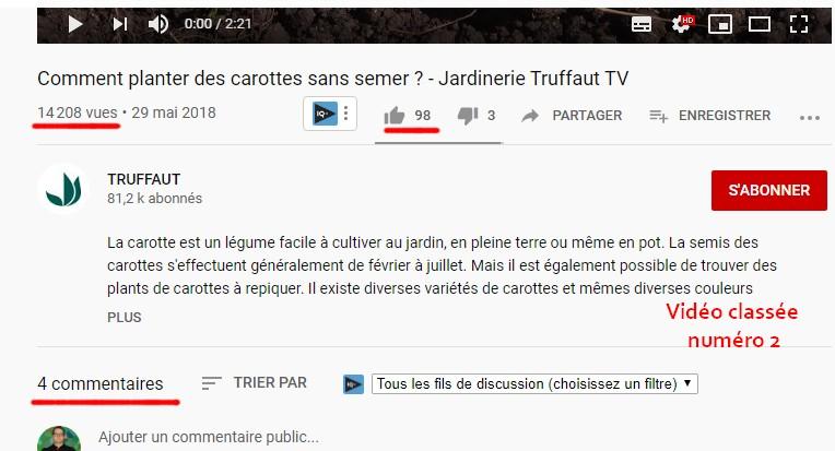 référencement vidéo youtube 2