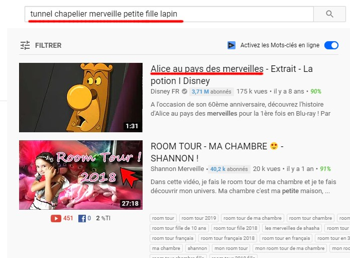 tags youtube 2