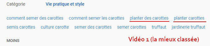 tags youtube exemple