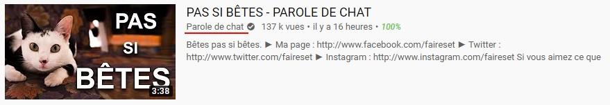 trouver un nom de chaine youtube