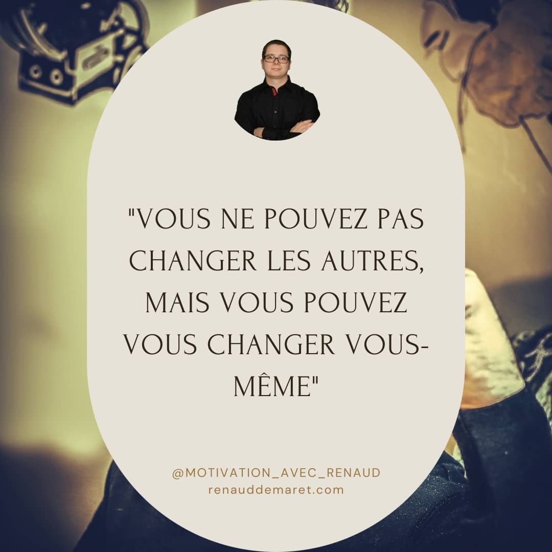 citation inspirante changer de vie
