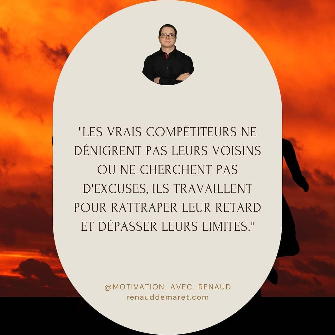 citation inspirante compétition
