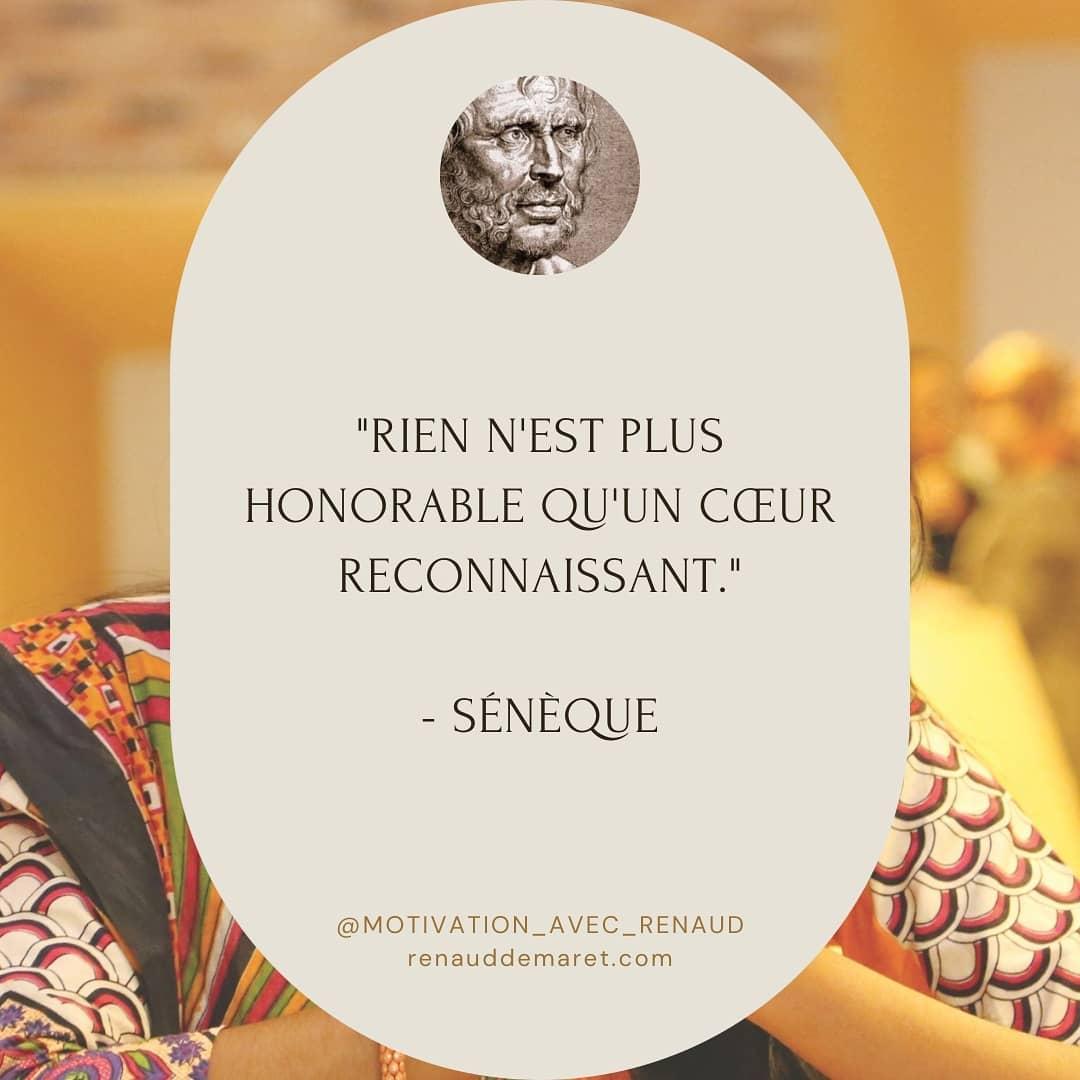 citation seneque gratitude