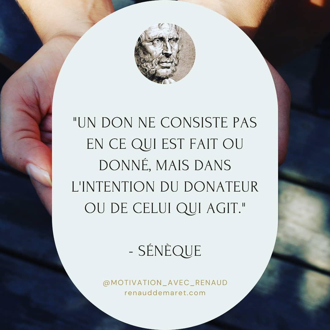 citation seneque don